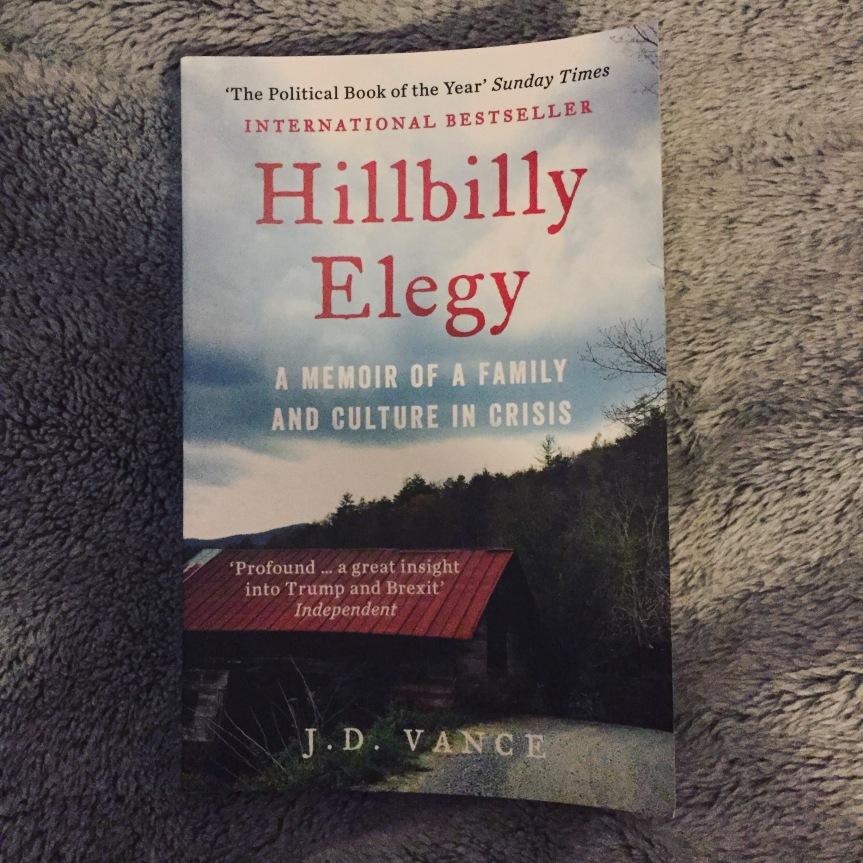 'Hillbilly Elegy' BookReview