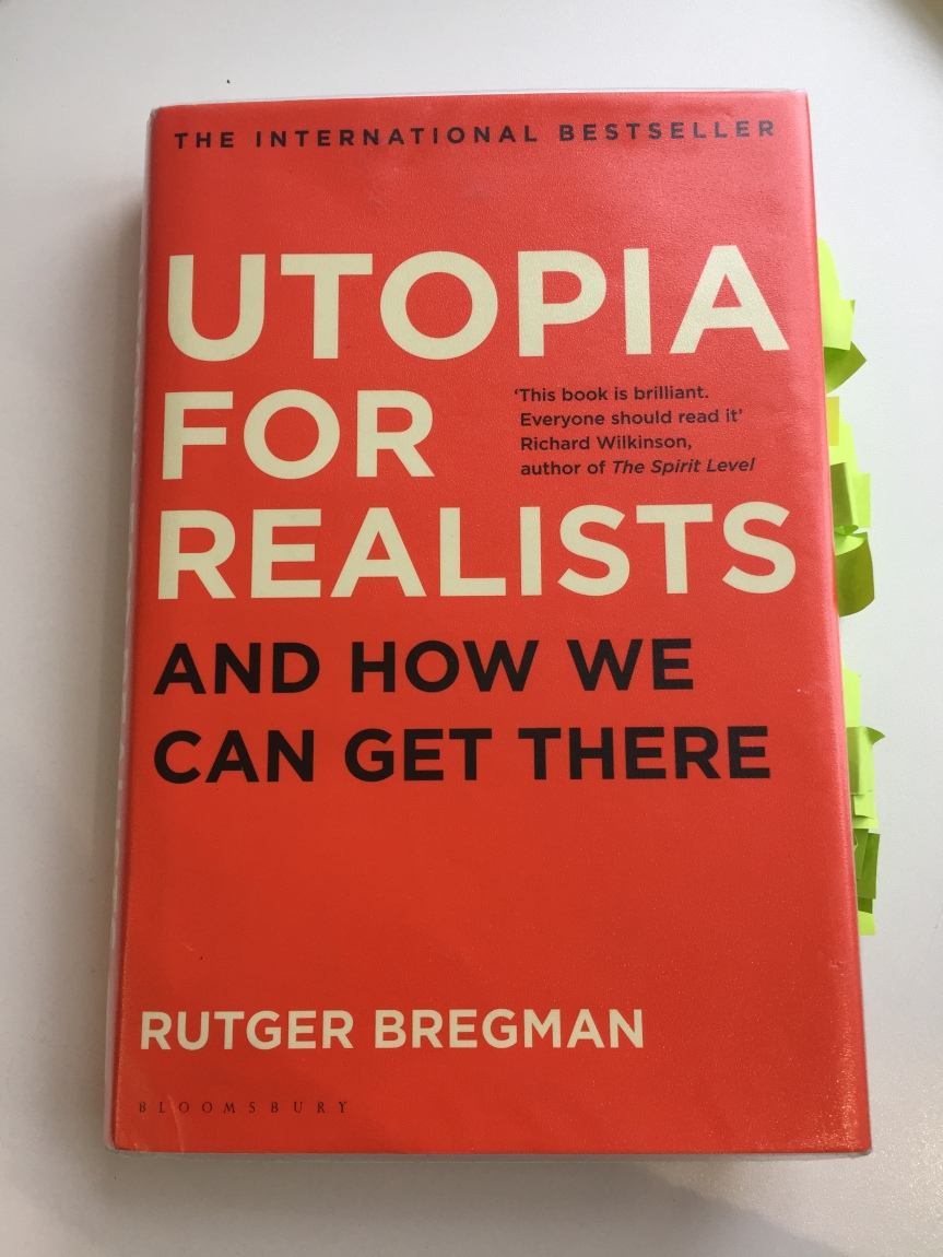 'Utopia for Realists' BookReview